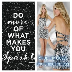 Sequin Dresses on sale - shop my closet